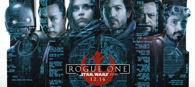 Ranking The Rogues Of Rogue One: A Star Wars Story