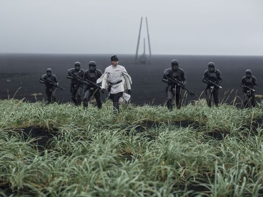 Orson Krennic Leads An Ensemble Of Death Troopers In New Photos For Rogue One: A Star Wars Story