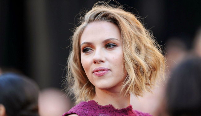 Scarlett Johansson Crowned 2016's Top-Grossing Actor By Forbes