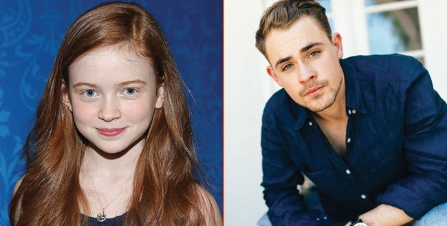 Stranger Things Season 2: Hawkins Welcomes Sadie Sink And Dacre Montgomery