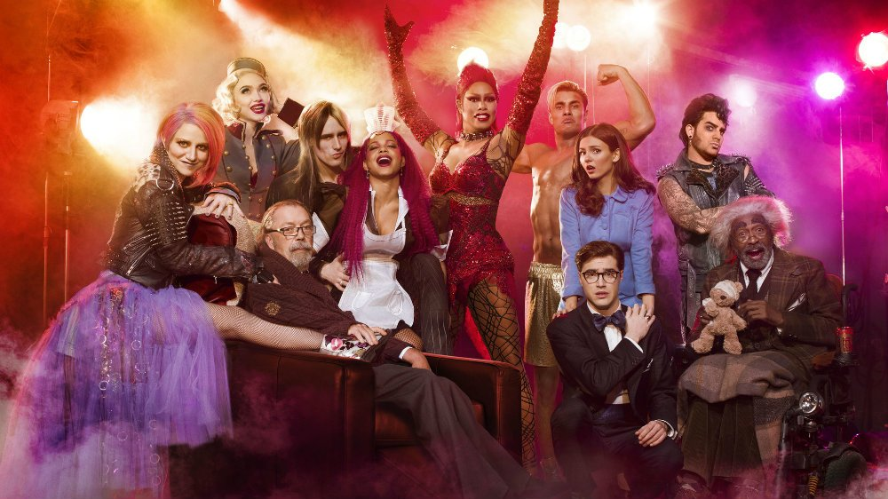 The Rocky Horror Picture Show: Let's Do the Time Warp ...