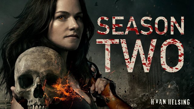 Van Helsing Lands Season 2 Order At Syfy