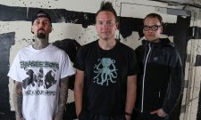 """Blink-182 Recreate A Classic In """"She's Out Of Her Mind"""" Video"""