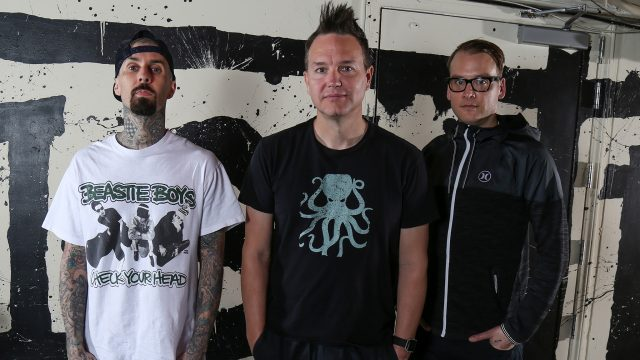Travis Barker Talks New Blink-182 Music