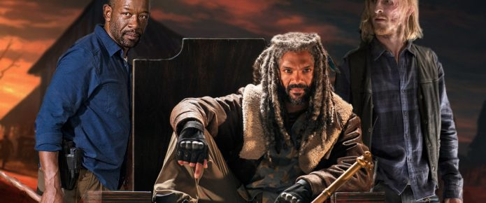 """TV Talk: The Walking Dead 7×02 """"The Well"""" Review"""
