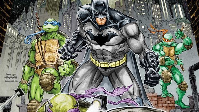 WB Possibly Planning Batman/Teenage Mutant Ninja Turtles And Wonder Woman '77 Animated Films