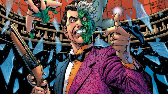 William Shatner To Voice Harvey Dent In Batman vs. Two-Face