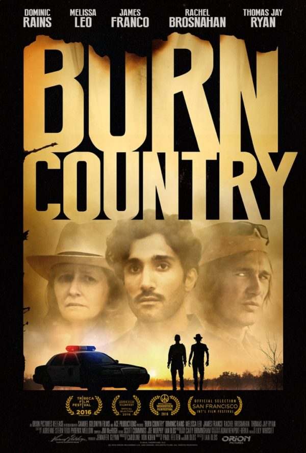 A Chilling Mystery Unfolds In First Trailer For Ian Olds' Burn Country
