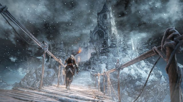 Dark Souls III Ringed City DLC Launch Trailer Foretells An End To The Age Of Fire