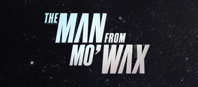 The Man from Mo'Wax logo
