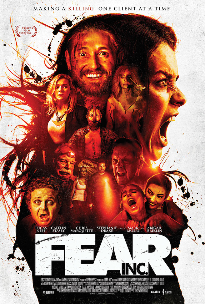 Fear, Inc. Review