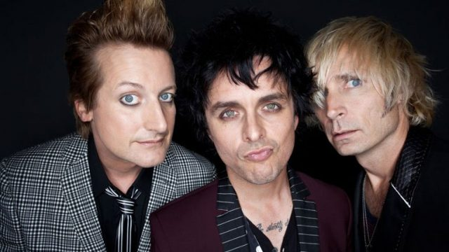 Green Day's Revolution Radio Lands At Number One