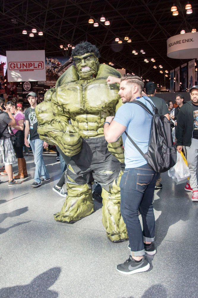 WGTC's New York Comic Con Gallery
