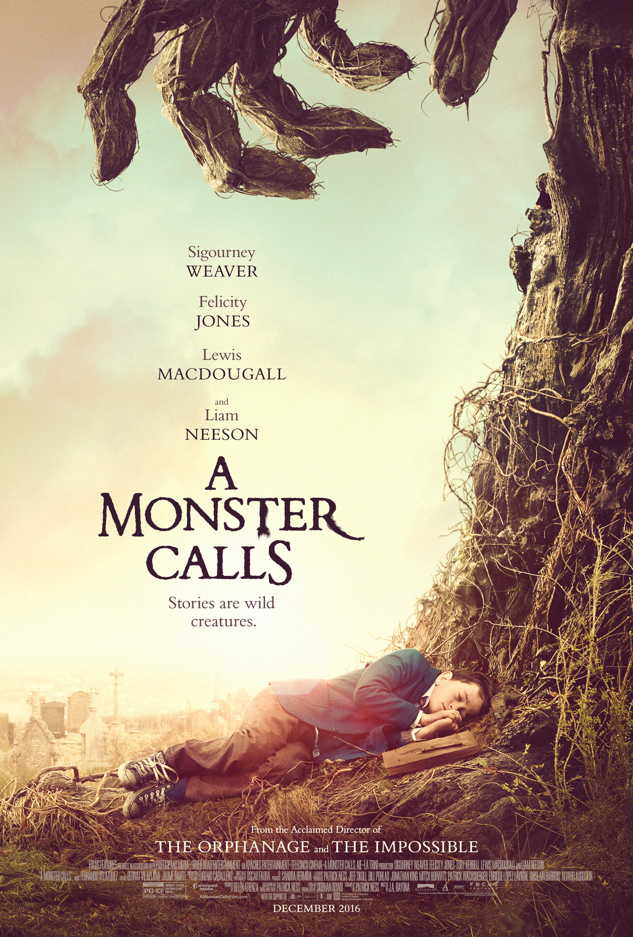 Confront Your Fears With New Promo For A Monster Calls