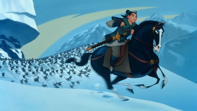 Live-Action Mulan Pegged For 2018 As Disney Begins Global Casting Search