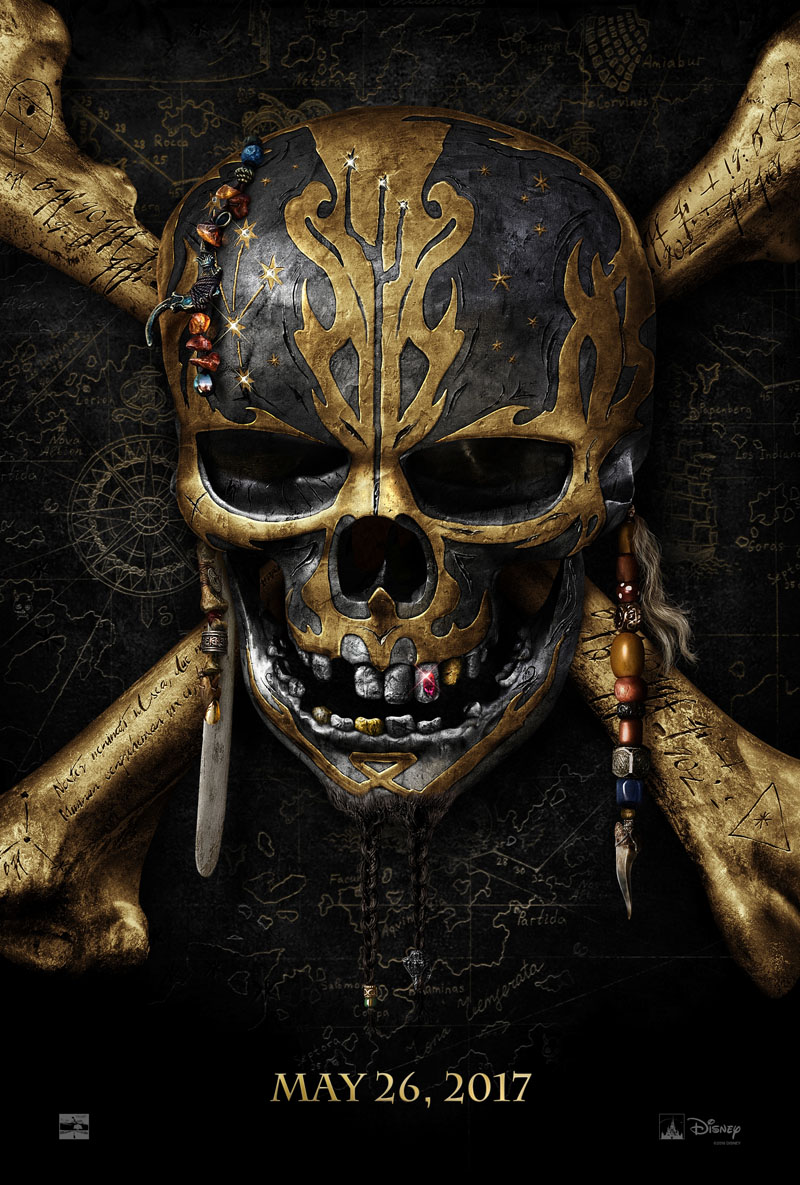 Pirates Of The Caribbean: Dead Men Tell No Tales Sets Sail With First Teaser Trailer