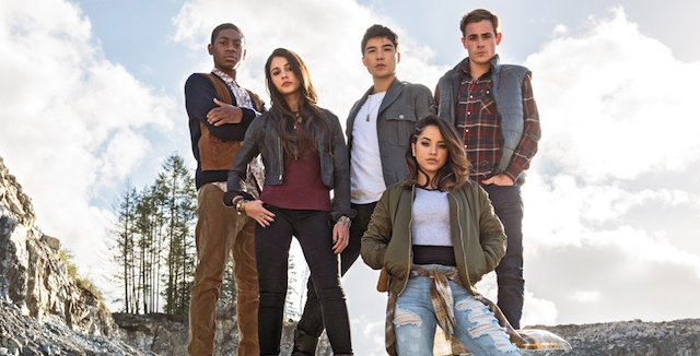 Get Acquainted With Your New Power Rangers Via These Official Character Bios