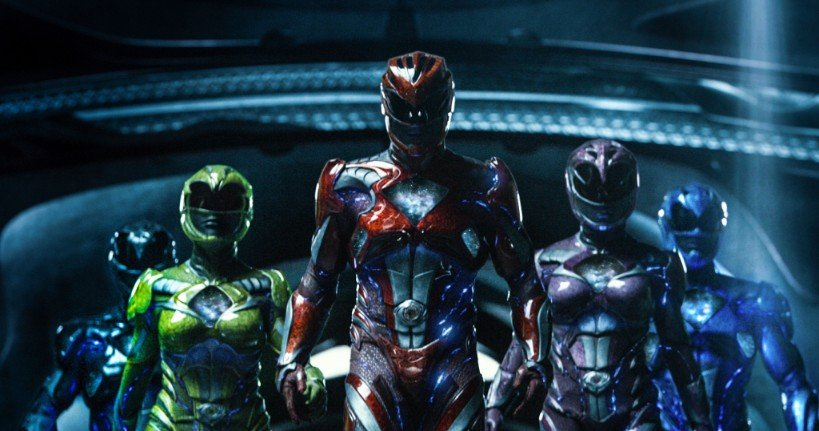 The Power Rangers Take A Deep Dive Into The Command Center Via New Clips