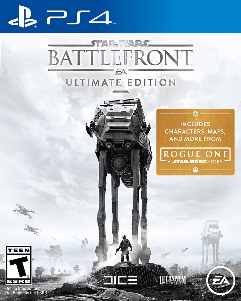 Star Wars Battlefront Re-Release Coming Next Month, Includes Bonus Items And All DLC