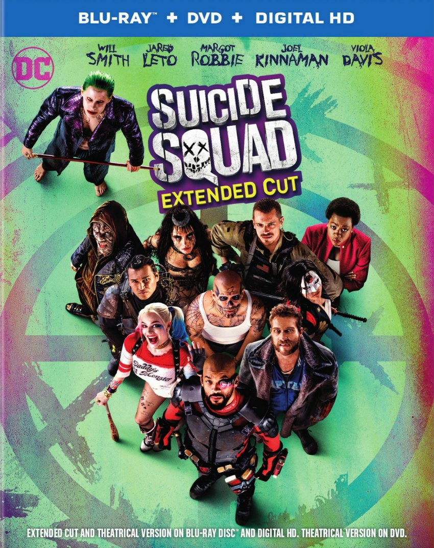 Suicide Squad Extended Cut Will Come With 13 Minutes Of Additional Footage