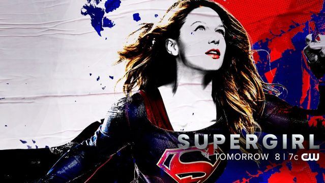 Supergirl Gets Stylish New Banner Ahead Of Season 2 Premiere