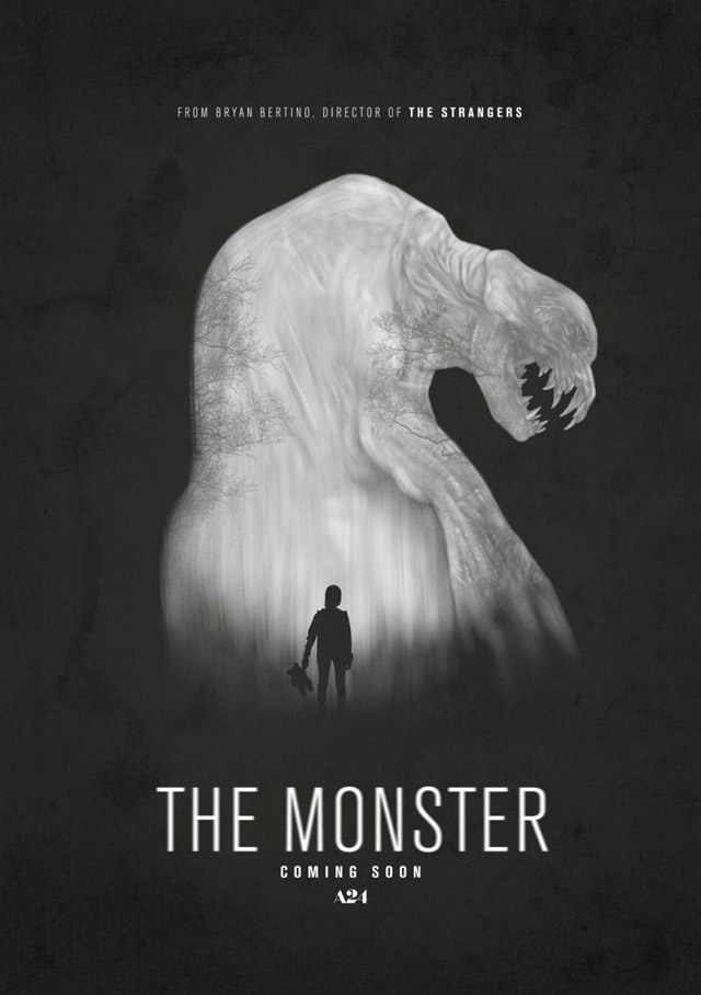 The Monster Trailer Warns Zoe Kazan To Stay In The Car