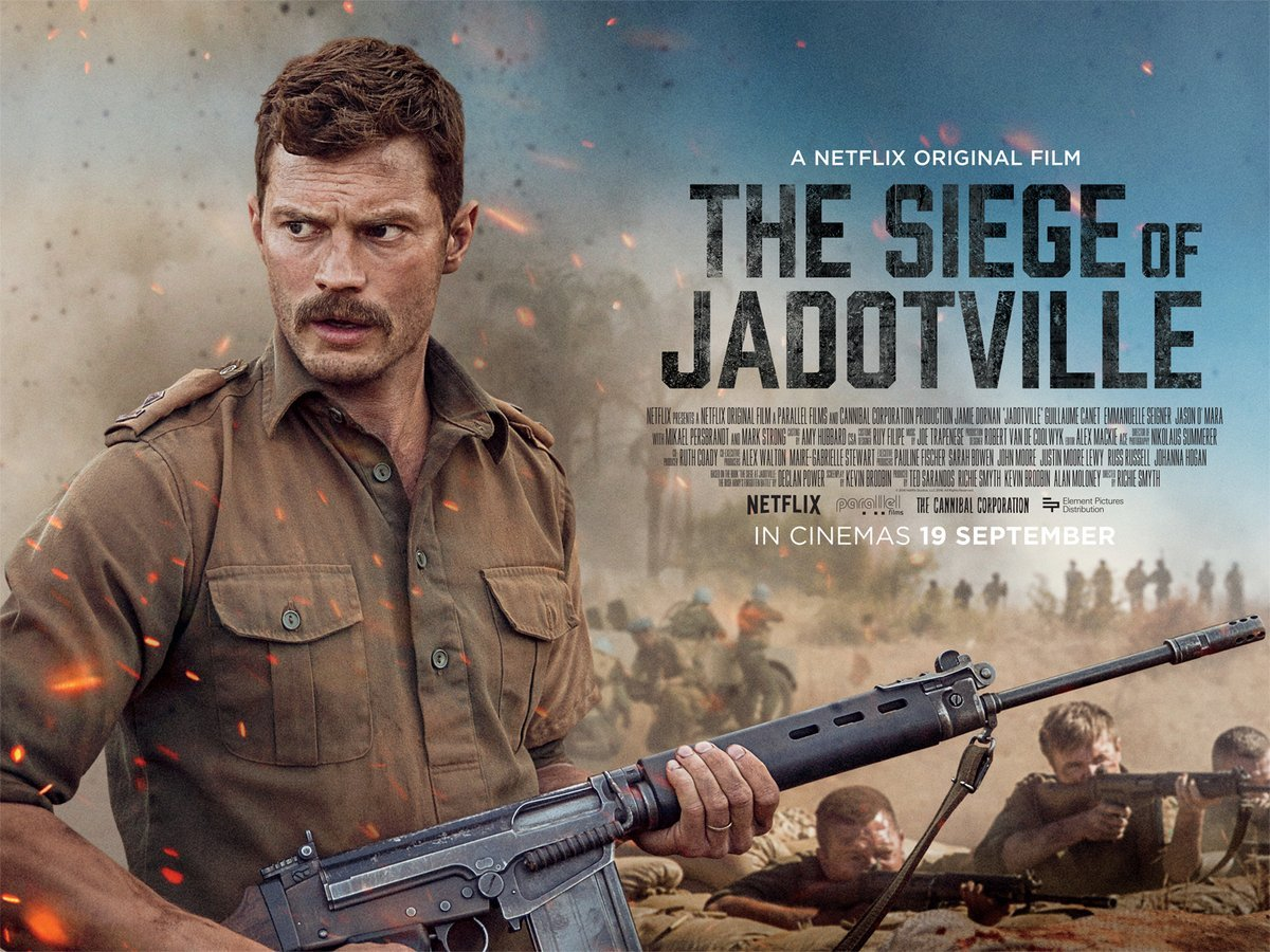 The Siege of Jadotville Review