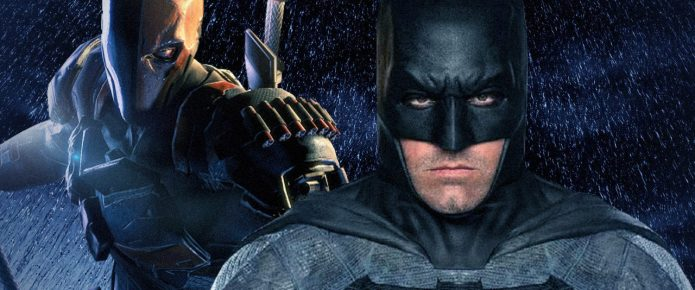 Here's Why The Batman Doesn't Need Deathstroke