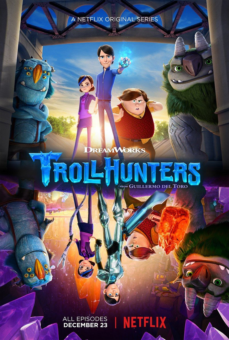 Trollhunters Trailer Unveils A Fantastical Romp, Netflix Series Pegged For Late December