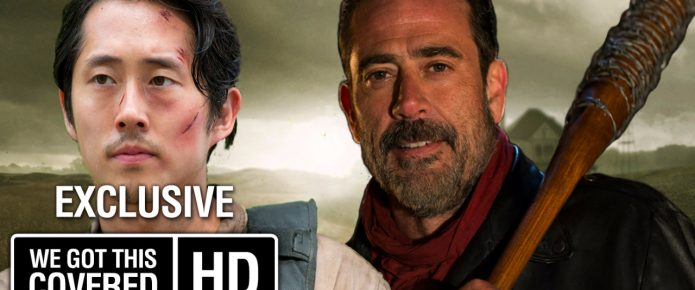 """TV Talk: The Walking Dead 7×01 """"The Day Will Come When You Won't Be"""" Review"""
