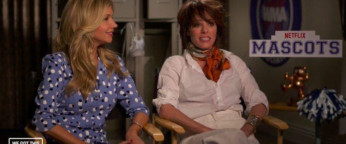 Exclusive Video Interview: Susan Yeagley And Parker Posey Talk Mascots