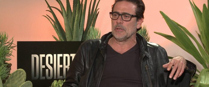 Exclusive Video Interview: Jeffrey Dean Morgan Talks Desierto