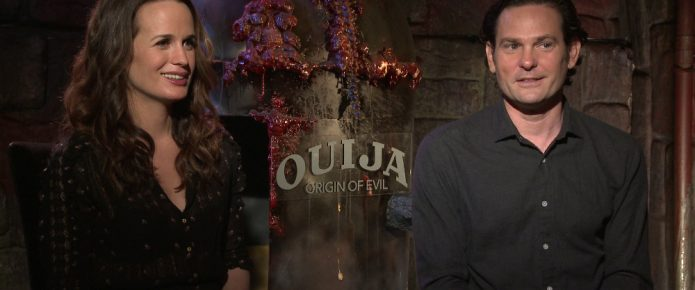 Exclusive Video Interview: Henry Thomas And Elizabeth Reaser Talk Ouija: Origin Of Evil