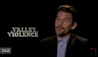 Exclusive Video Interview: Ethan Hawke Talks In A Valley Of Violence