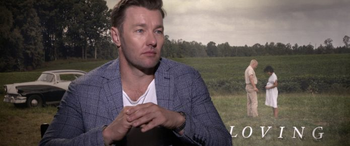 Exclusive Video Interview: Joel Edgerton Talks Loving