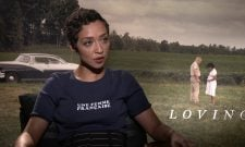 Exclusive Video Interview: Ruth Negga Talks Loving