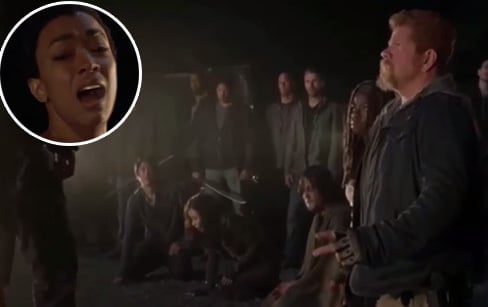 The Walking Dead: The Heartbreaking Moment That Many Missed