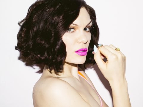 "Jessie J Releasing Cover Of ""Can't Take My Eyes Off You"""