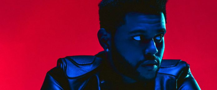 "The Weeknd Hits The Tonight Show To Perform ""Starboy"" And ""I Feel It Coming"""