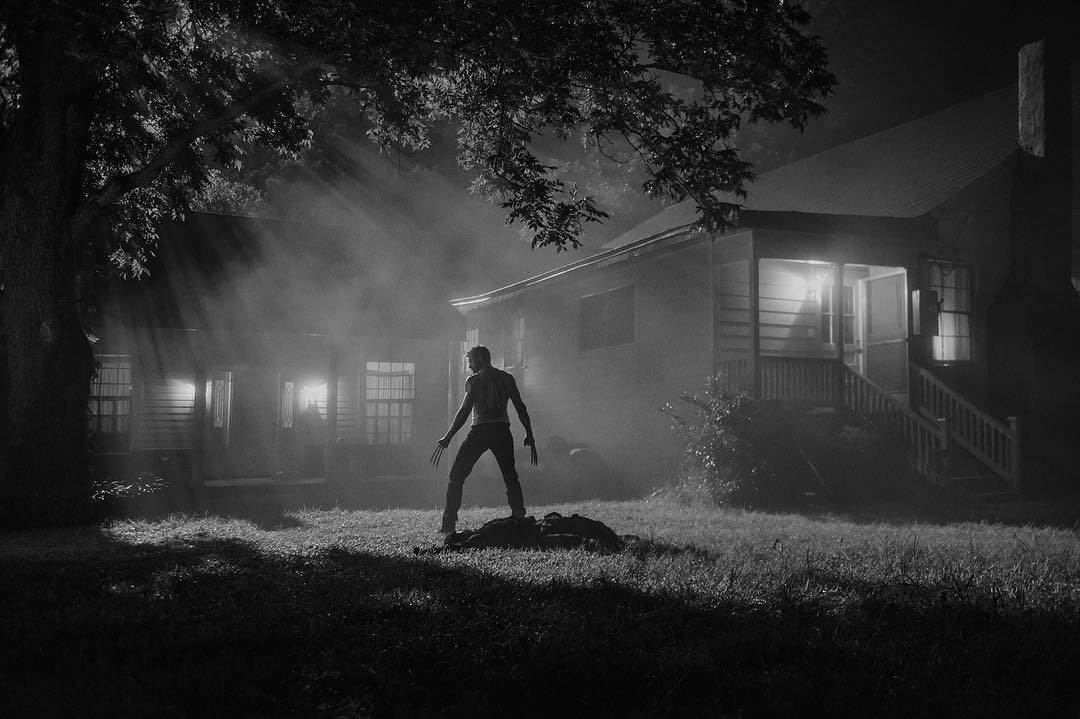 Wolverine Stalks The Night In All-New Logan Photo