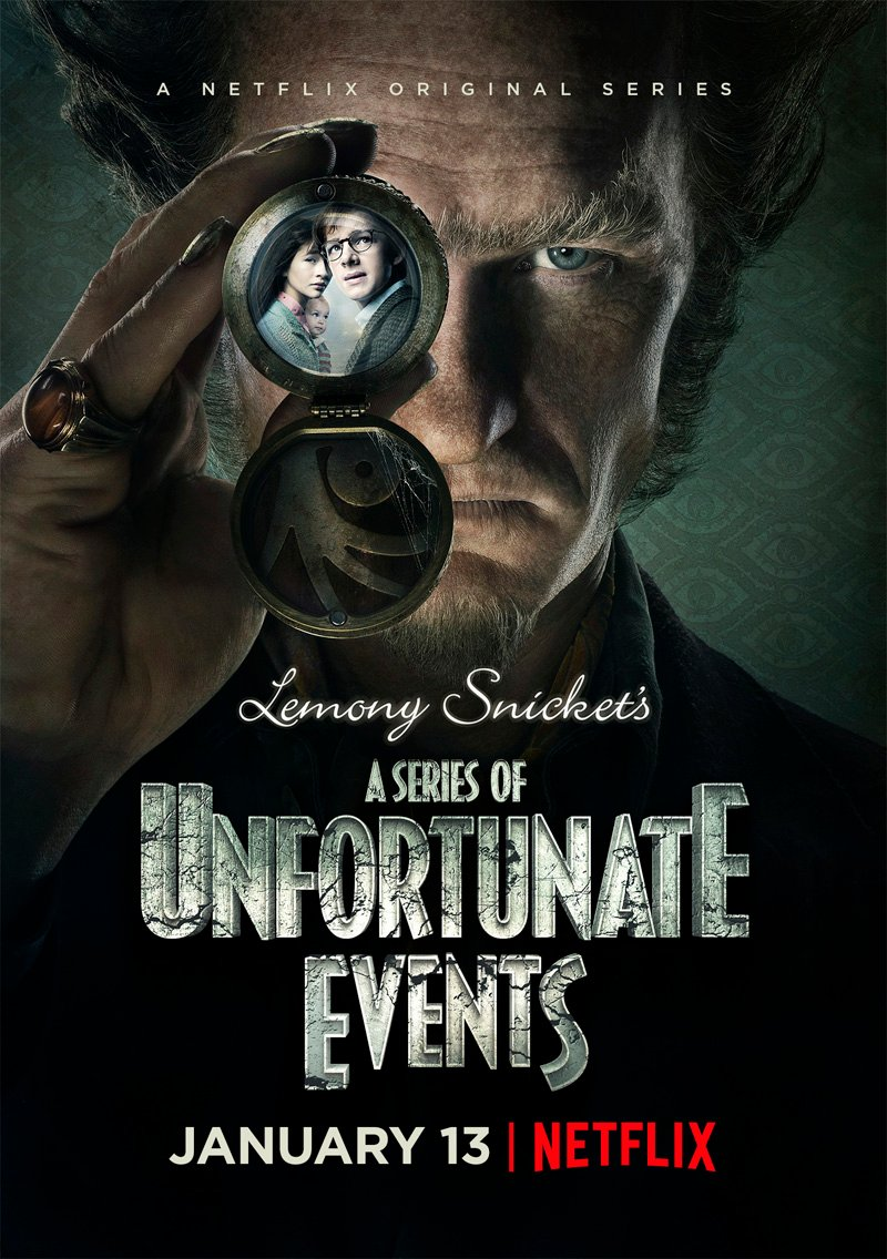 Whimsical First Trailer For A Series Of Unfortunate Events Unveils Netflix's Latest Original