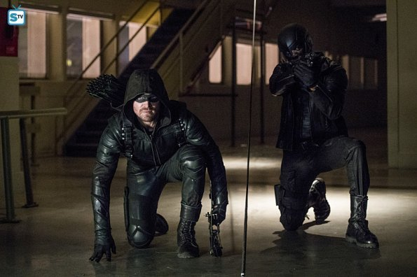 Artemis Shows True Colors In Arrow Fall Finale Promo
