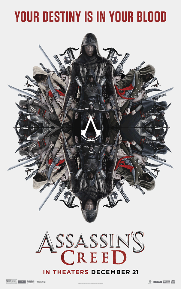 Assassin's Creed TV Spot: Michael Fassbender Traces His Bloodline Back To The Spanish Inquisition