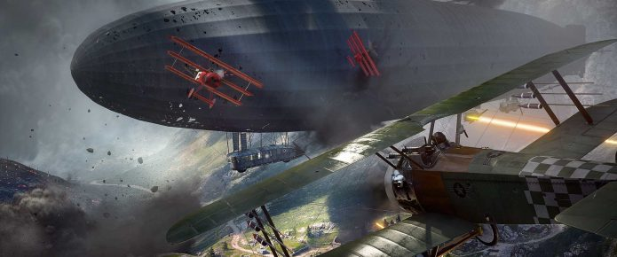Battlefield 1's They Shall Not Pass Expansion Includes New Frontlines Mode, Here's Some Gameplay