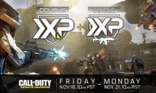 Call Of Duty: Infinite Warfare Double XP Weekend Now Live