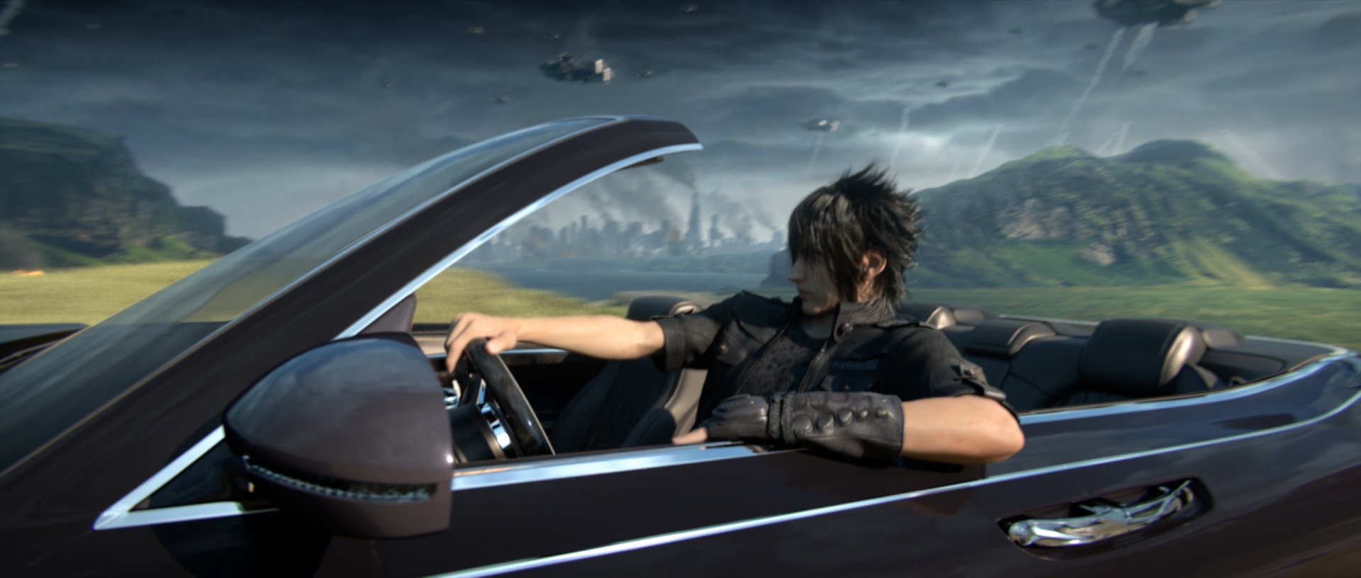 Final Fantasy XV's First Free DLC Pack Drops Next Week Alongside New Game Plus Mode
