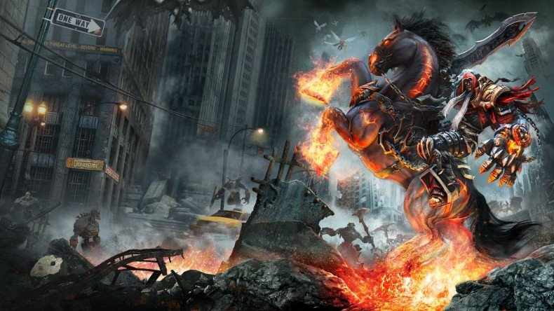 Darksiders: Warmastered Edition Review