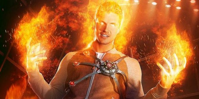Robbie Amell Weighs In On The Chances Of The Original Firestorm Returning To The Flash