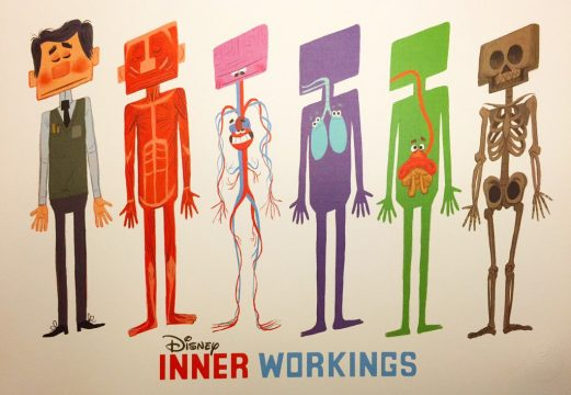 Inner Workings Teaser Offers A Fleeting Glimpse Of Disney's Quirky New Short
