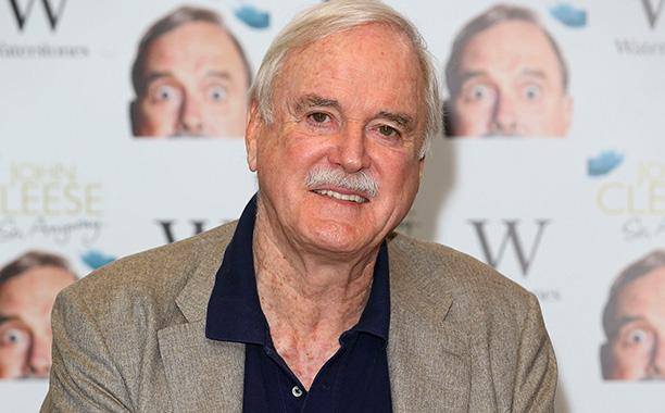 Reddit Thinks John Cleese Has A Role In Justice League